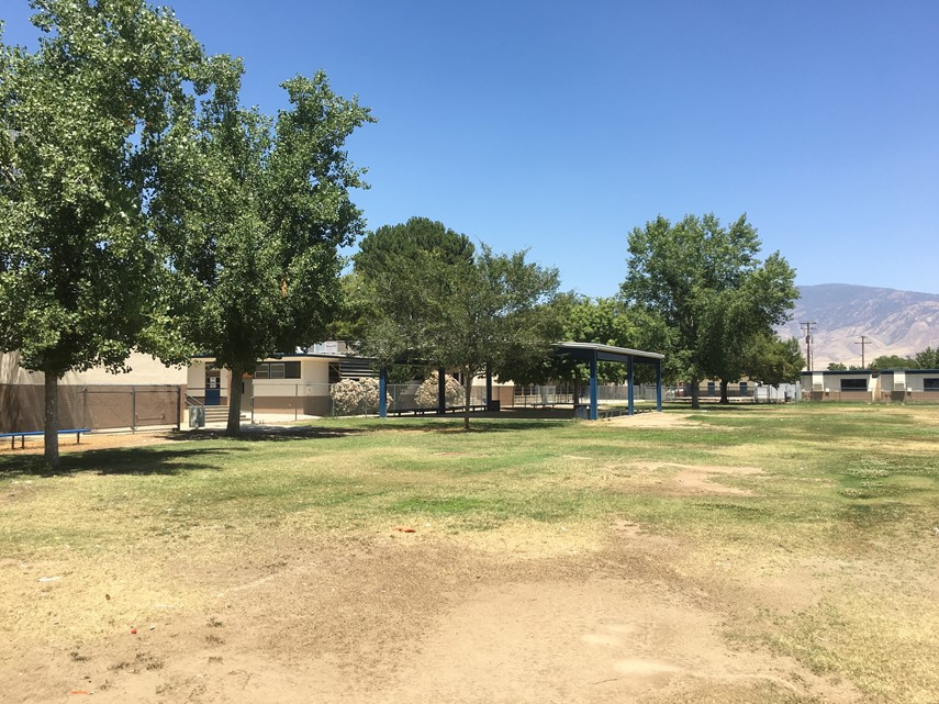 Haven Drive Middle School - Yard