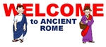 Link to ancient rome
