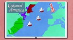 Link to colonial america