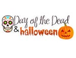 Link to day of the dead & halloween