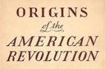 Links to origins of the american revolution