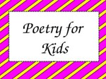 Link for poetry for kids