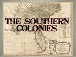 Link to the southern colonies