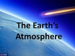 Link to the earth's atmosphere