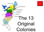 Link to the 13 original colonies