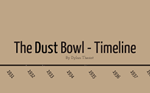 Link to the dust bowl timeline